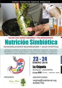 Nutrición SImbiótica Curso