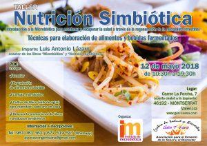 Taller NUTRICION SIMBIÓTICA Valencia @ Comunidad Valenciana | España