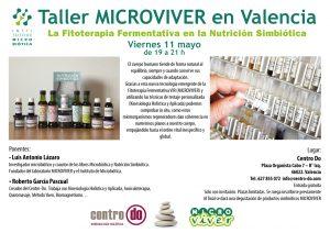 Taller MICROVIVER en Valencia @ Centro DO | Valencia | Comunidad Valenciana | España