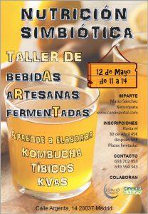 Taller de bebidas artesanas fermentadas @ Espacio Argenta | Madrid | Comunidad de Madrid | España