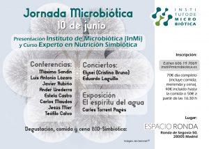 Presentación del Instituto Microbiótica @ Espacio Ronda | Madrid | Comunidad de Madrid | España