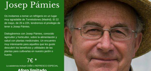Josep Pámies en Torrelodones Madrid