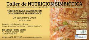 Taller NUTRICION SIMBIÓTICA  Pamplona @ Bio Sphere Holistic Center | Murcia | Región de Murcia | España